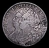 Scotland 40 Shillings 1692 S.5651 About Fine for wear, a detector find with surface scuffs