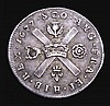 Scotland One Sixteenth Dollar 1677 S.5624 GVF or better and pleasing, comes with Patrick Finn's ticket