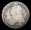 Scotland Five Shillings 1697 S.5688 Upright die axis, VG the reverse slightly better