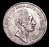 Sweden Riksdaler 1846 obverse GOTH. nEF/EF the obverse with some bag marks KM667
