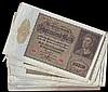 Germany 10000 marks 1922 (16) large size nicknamed the