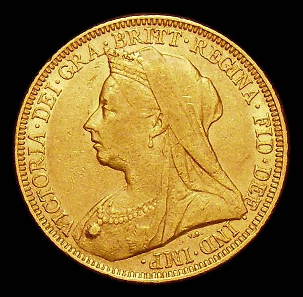 Sovereign 1896S Marsh 165 GF/NVF