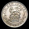 Sixpence 1911 ESC 1795 Davies 1860 dies 1A Obverse with Shallow neck, Reverse Colon of FID points to a bead NEF/GVF Very Rare