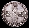 Shilling 1697C Third Bust ESC 1104 VF with some adjustment marks