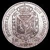 Sweden Riksdaler 1838 A.G.  Good VF uneven toning KM632
