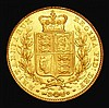 Sovereign 1838 Marsh 22 NEF/EF the obverse lightly rubbed, Rare