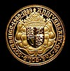 Half Sovereign 1989 500th Anniversary of the First Gold Sovereign S.4277 Proof nFDC