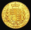 Sovereign 1838 Marsh 22 Fine/Good Fine, Ex-Jewellery, the coin carefully removed and with minimal marks to the edge