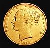 Sovereign 1838 Marsh 22 F/NVF
