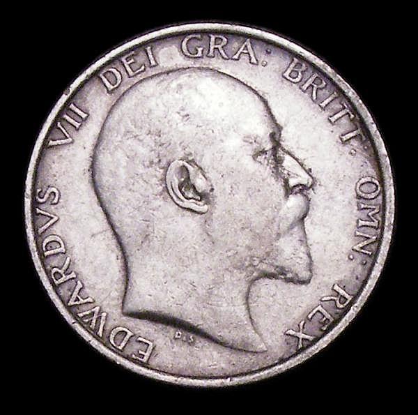 Shilling 1905 ESC 1414 About Fine/Fine