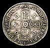 Shilling 1663 First Bust Variety ESC 1025 NVF with some thin scratches on the obverse