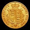 Half Sovereign 1859 Marsh 433 Fine