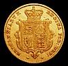 Half Sovereign 1856 Marsh 430 Fine/About Fine
