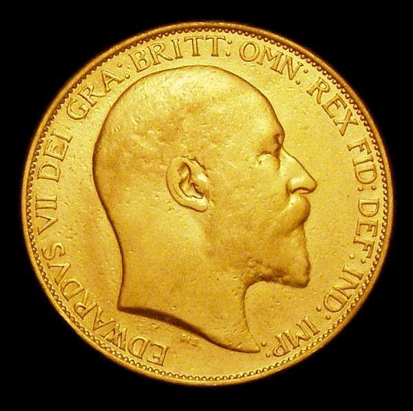 Two Pounds 1902 S.3967 Fine/Good Fine, Ex-jewellery