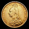 Sovereign 1890 S.3866B Fine/Good Fine