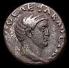 Otho.  Ar denarius.  C, 69 AD.  Rev; SECVRITAS P R; Securitas, draped, standing left, holding wreath in right hand and cradling sceptre in left. RIC 8.  Grey tone.  3.06g.  Fine/NVF