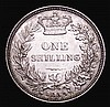 Shilling 1839 No WW on truncation ESC 1283 GEF and lustrous, the reverse with a scuff below the crown