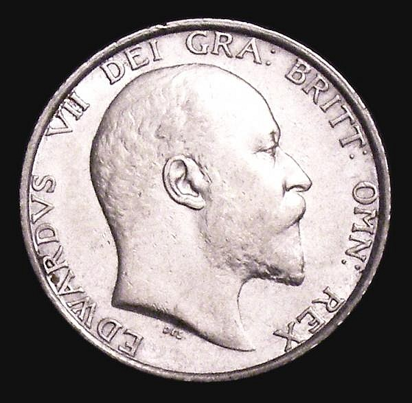 Shilling 1905 ESC 1414 GVF, Rare