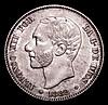 Spain 2 Pesetas 1882 (82) MS-M KM#678.2 GEF the reverse toned
