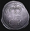 Ireland Crown Charles I Ormonde Money S.6544 overall Fine or better with an old grey tone and some weakness in parts as almost always found on this scarce issue