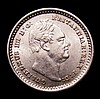 Threehalfpence 1835 5 over 4 ESC 2251A Choice UNC, slabbed and graded CGS 82