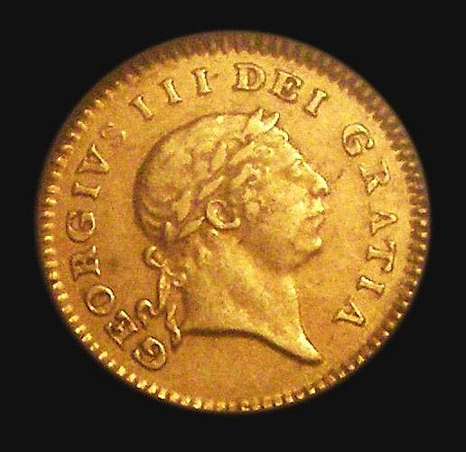 Third Guinea 1804 S.3740 Good VF, slabbed and graded LCGS 50
