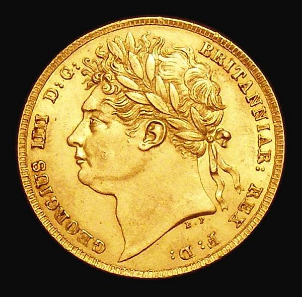 Sovereign 1824 Marsh 8 About EF