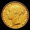 Sovereign 1885M George and the Dragon Marsh 107 NVF