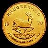 South Africa Krugerrand 1978 EF