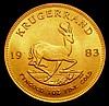 South Africa Krugerrand 1983 EF