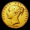 Sovereign 1838 Marsh 22 probably VF details but with fields porous perhaps once in jewellery though the edges good and undamaged