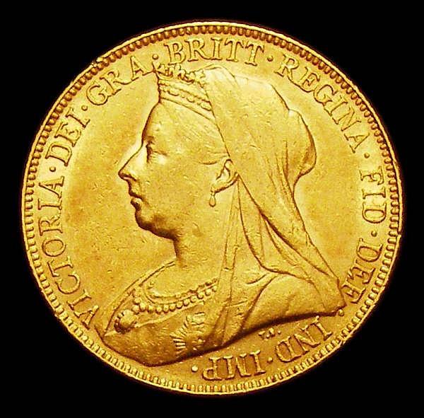 Sovereign 1898 Marsh 149 VF