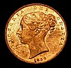 Isle of Man Farthing 1839 S.7419 UNC with around 50% lustre