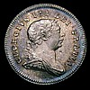 Ireland Ten Pence Bank Token 1805 S.6617 Lustrous UNC the obverse lightly toned, the reverse with some light haymarking