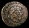Ireland Shilling Edward VI 1549 a contemporary brass imitation 'Bungal' issue S.6494A mintmark Arrow, weight 6.5 grammes Fair, scarce