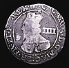 Groat Charles I 1646 Bridgnorth Mint S.3042 mintmark Plumelet Near Fine/Fine legends bold and clear
