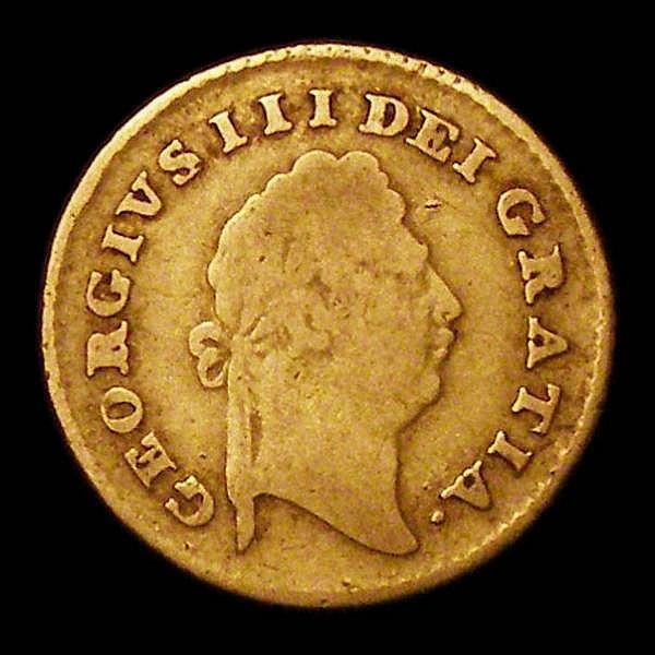 Third Guinea 1797 S.3738 VG