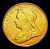 Sovereign 1899M Marsh 159 Good Fine with some contact marks and small edge nicks