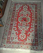 Kazakhstan tribal 64