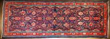 Hand Woven Oriental Rug 4'9