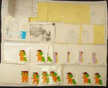 Vtg My Little Pony Production & Animation Cartoon