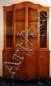 Vintage Wooden Hutch