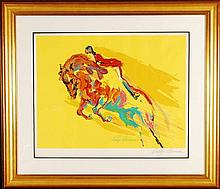 Leroy Neiman, Untitled, Hand Signed in Pencil