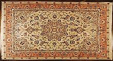 Handmade Persian Tabriz Rug 6'x9'