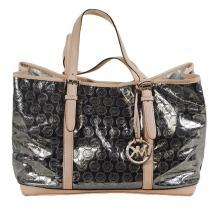 Black Michael Kors Tote Handbag 9.5