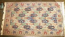Hand Woven Persian Nain 7' x 9'10