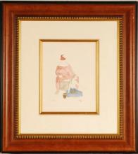 Pablo Picasso, Saltimbanque 1905, Lithograph