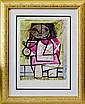 Pablo Picasso Ltd. Ed. Lithograph