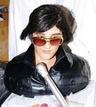 Alive Elvis - Animatronic Singing and Talking Life