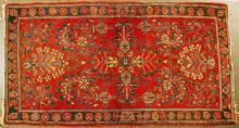 Vintage Persian Hamadan Rug 30
